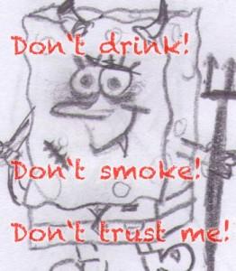 Devil-Sponge