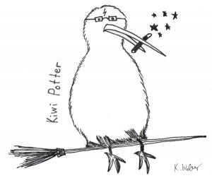 Kiwi Potter [Kiwi der Woche]