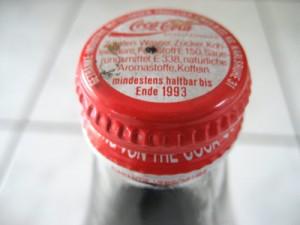 Cola-Deckel