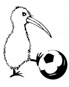 Fußball-Kiwi (Kiwi der Woche)