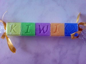 """""""Kiwi""""-Seife"""