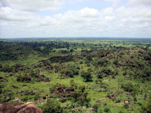 Impressionen der Tongo Hills zur Regenzeit