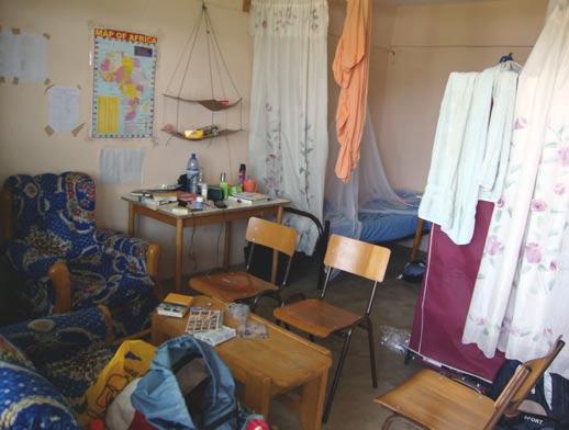 Zimmer in Kumasi
