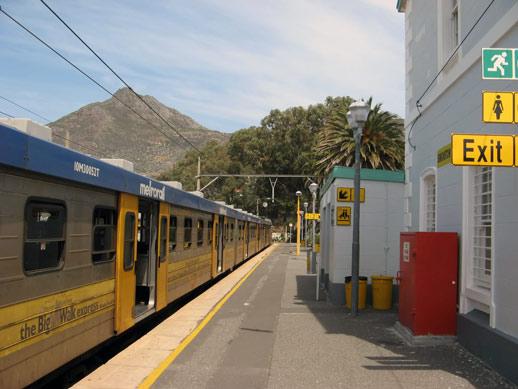 Bahnhof Simons Town