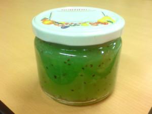 Kiwi-Apfel-Marmelade
