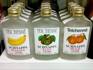 Kiwi Alkohol