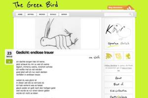 Altes Design von The Green Bird