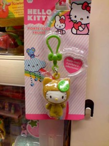 Hello Kitty Mit Kiwi