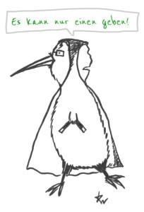 Kiwi Potter der Zweite
