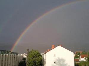 Regenbogen by Alina