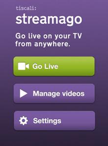 Streamago Mobile