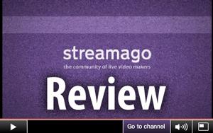 Streamago Review Logo