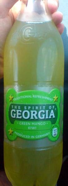 Spirit of Georgia, Green Mango – Kiwi