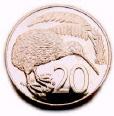 20 Kiwi-Cent