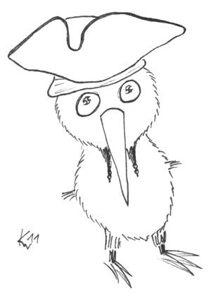 Kiwi Sparrow