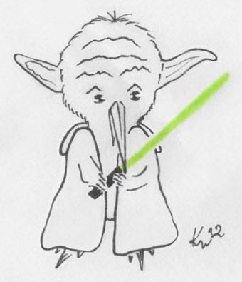 Jedi-Meister Kiwi