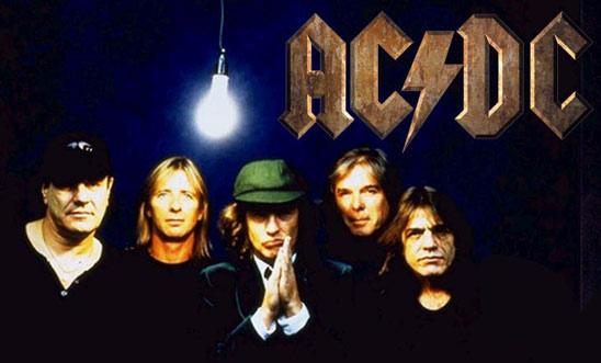 AC/DC-Porträt