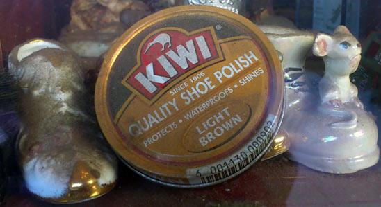Kiwi-Schuhcreme