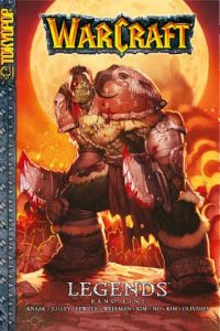 Buchcover: WarCraft Legends 01