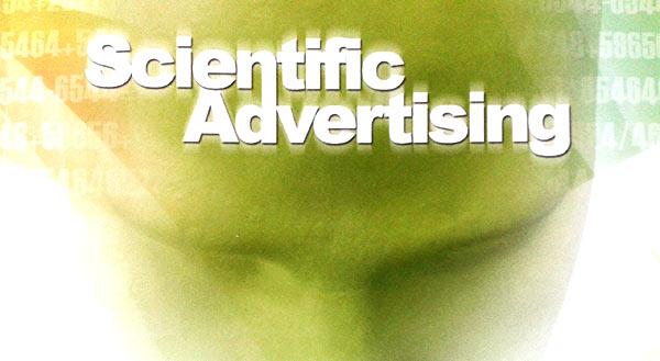 Scientific Advertising Cover
