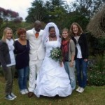 Wedding in Afrika 2
