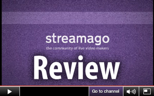 Streamago Review Logo