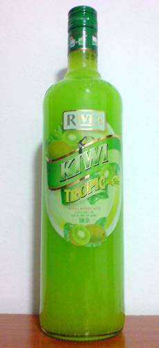 Kiwi-Erfrischungsgetraenk