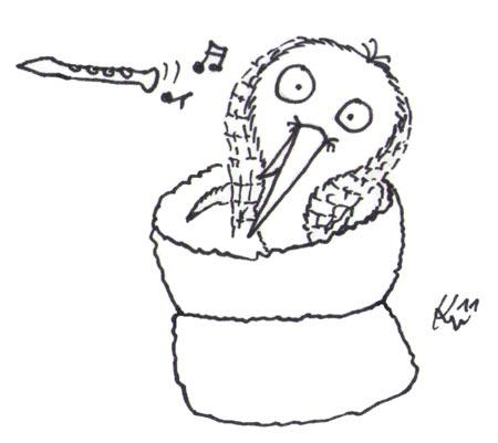 Kiwibeschwörer