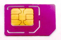 Kombi-SIM-Karte