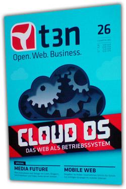 t3n-Magazin Cover Ausgabe 26
