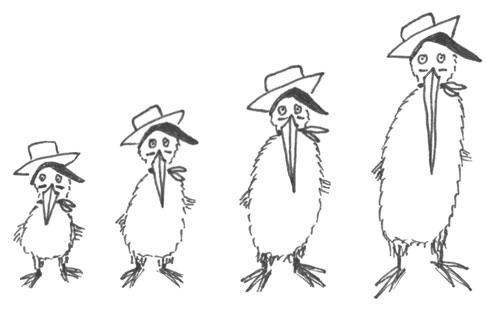 Die Kiwi-Daltons