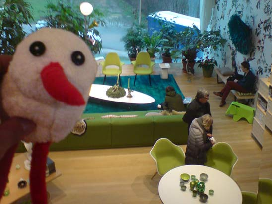 Kiwi on Tour: #KiTo im Vitra-Design-Museum