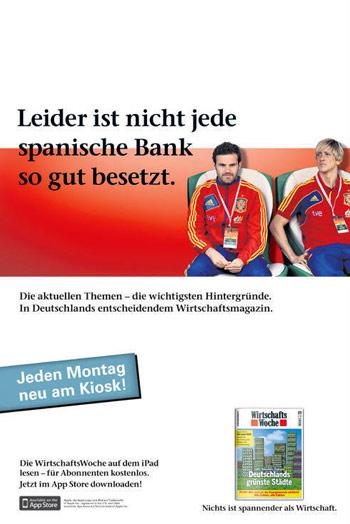 Wirtschaftswoche: Spanische Bank