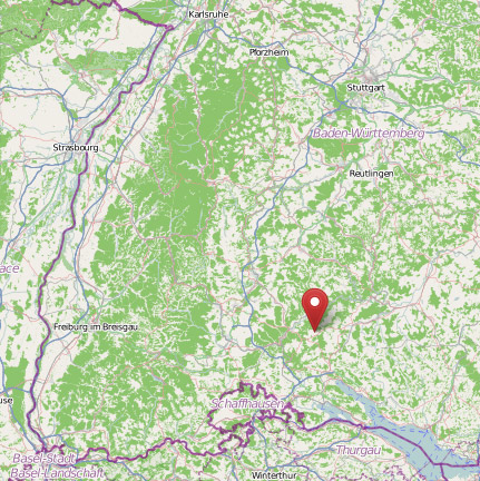 Location: Neuhausen ob Eck