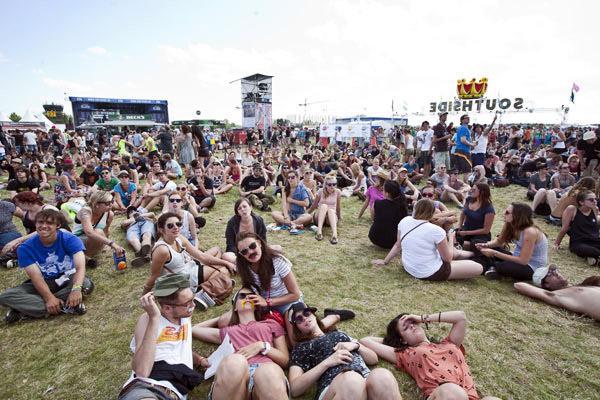 Southside: Das Festivalbild